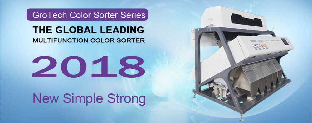 China best Color Sorter Machine on sales