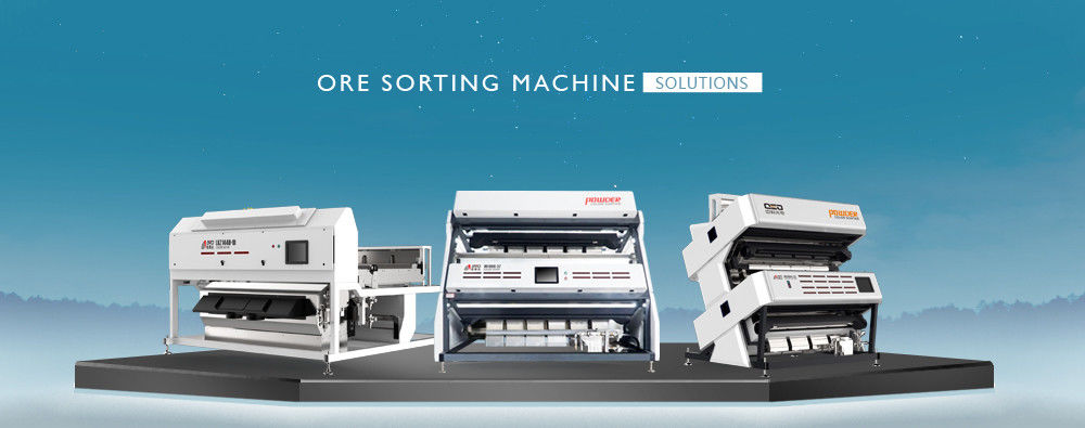 China best Ore Optical Sorting Machine on sales