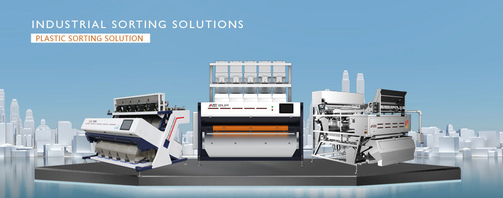 China best Infrared Optical Sorting Machine on sales