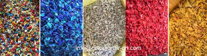 plastic color sorting machine