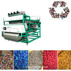 Plastics flake sorting machine Plastic Color Sorter Machine with best quality components
