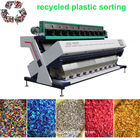 Plastic Color Sorting Machine with CCD camera and LED light