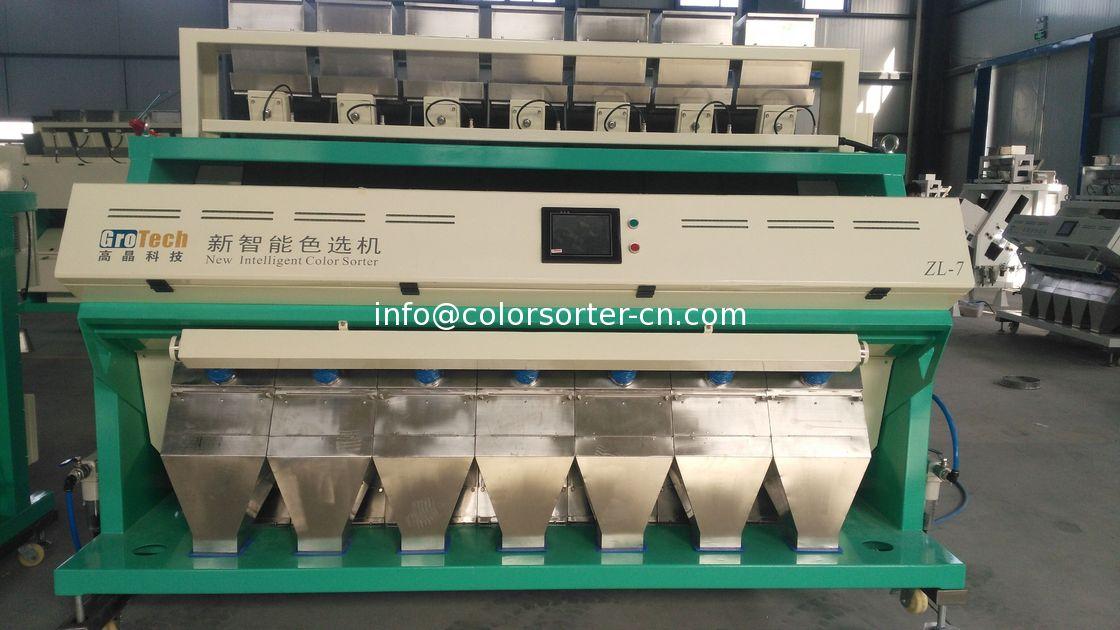plastic color sorting machine