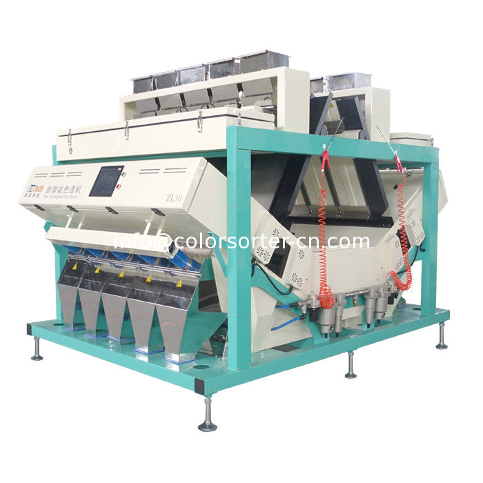 lentil color sorter machine,processing machine for pulses