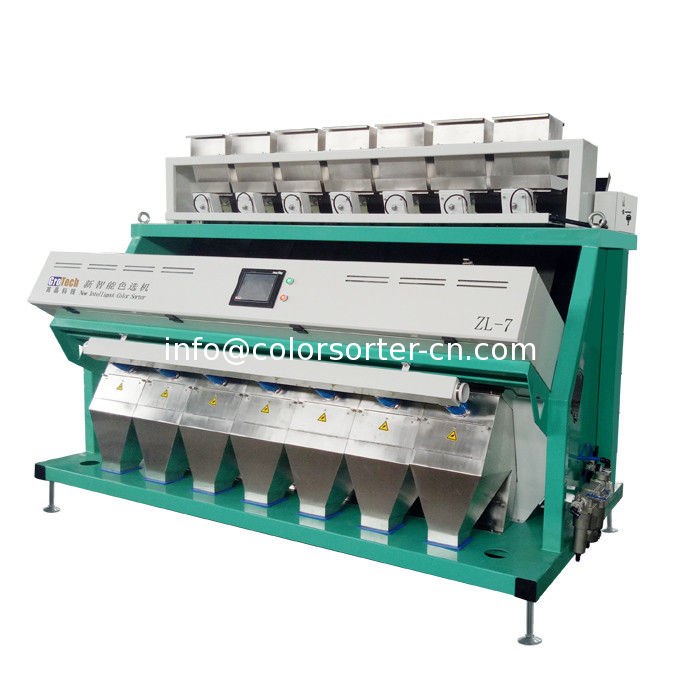 Bean color sorter machine from China,color sorting processing for legumes,optical sorting for pulses