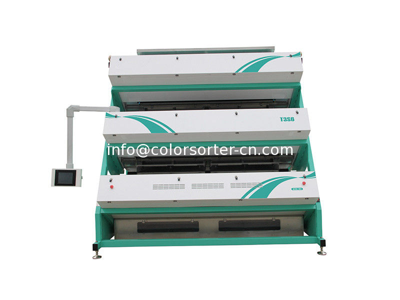 Optical sorter machine for sorting tea,tea grader machine by color and shape