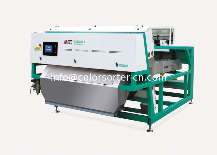Belt Type CCD Color Sorter Machine for Cashew nuts