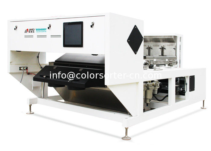 Plastic optical sorter machine, that sort plastic flake.separadores de plásticos por color