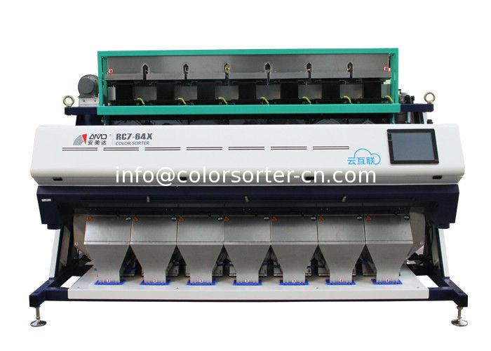 color sorter machine for sorting wheat cleaning machine for wheat