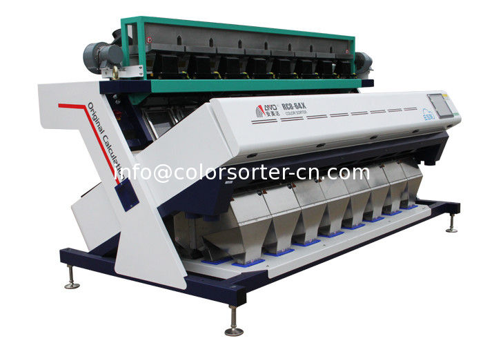 optical sorter for corn,corn processing machine,color sorter machine for corn,maize color sorting solution