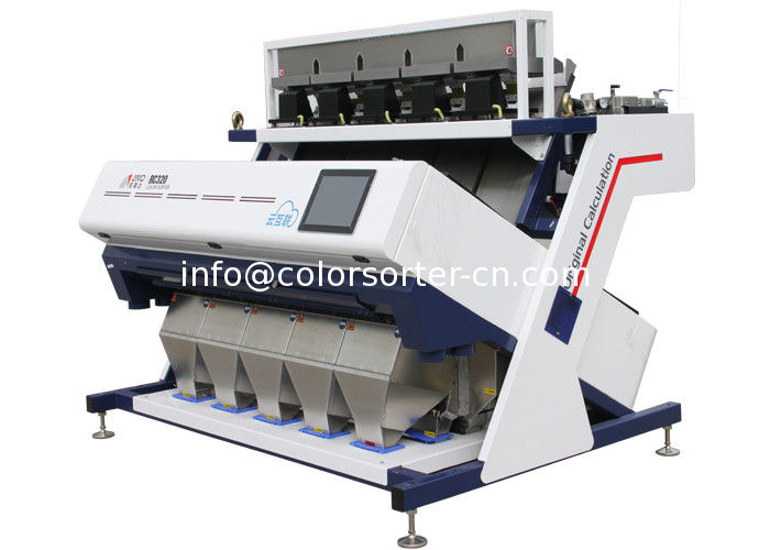 color sorter for sunflower seeds which could sort kernel and shell,wide range sorting application