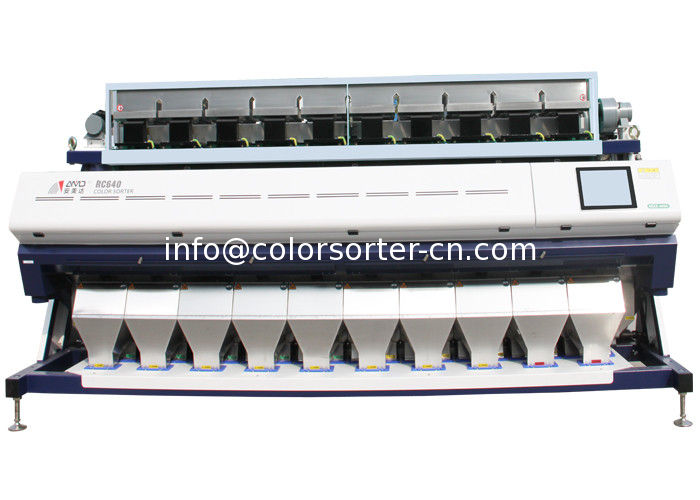 Plastic Color Sorter Machine China supplier,separation of plastics according to color