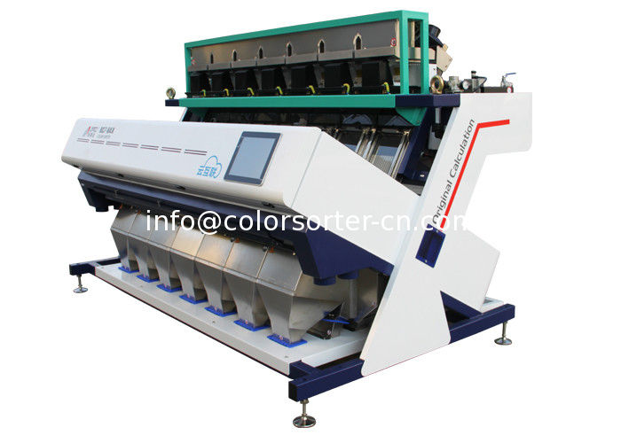 Coffee Bean Color Sorter Machine,color and shape sorting at the same time,high sorting accuracy