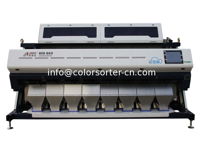 CCD Rice Color Sorter Machine,agri product separating machinery,maquina para clasificar algo,maquinas sorter