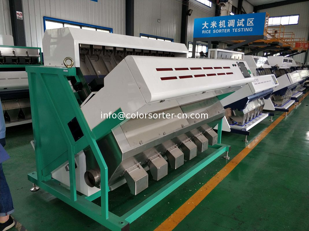 optical ore sorter,mineral color sorting machine