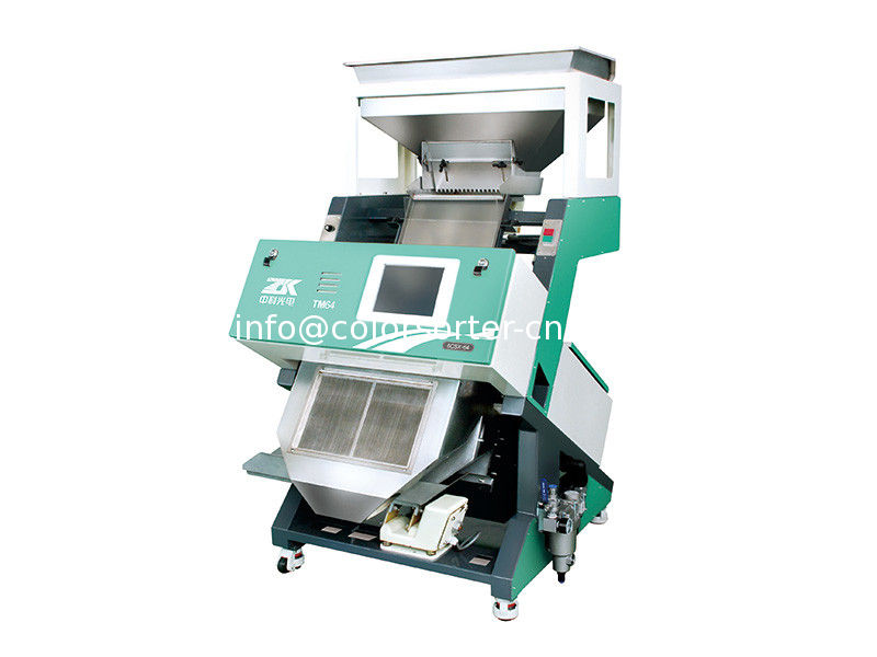 Mini tea color sorter machine ,sort the tea leaf by color and shape,