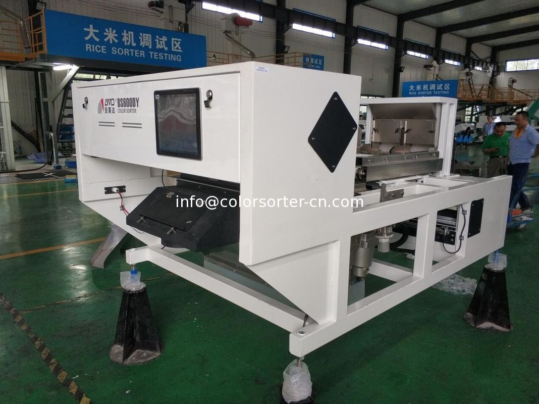 Kidney Beans Color Sorter,selectora de color,optical sorting machine for white beans