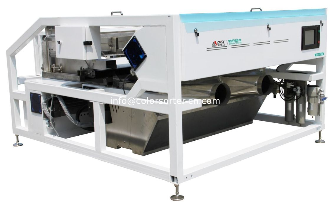 Mineral optical sorting machine,gypsum rock optical sorter