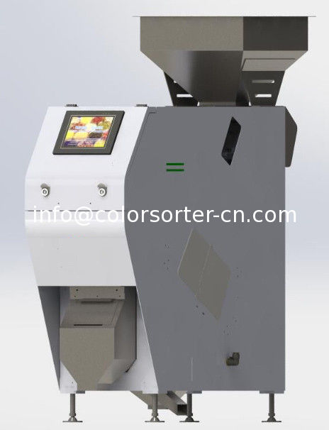 artificial intelligent,full color mini color sorter machine with very cheap price