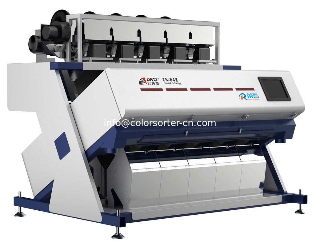CCD Peanut Colour Sorting Machine,Optical Sorting For Peanut