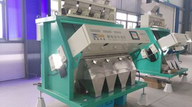 RGB camera Plastic Color Sorter Machine with high sorting accuracy and production capacity