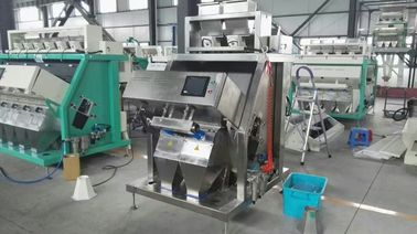 Industrial color sorter for salt with stainless steel structure