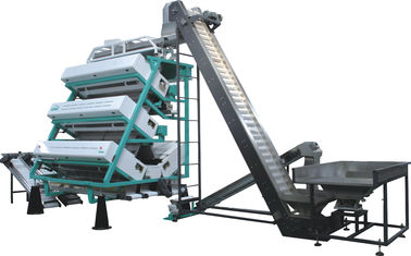 China China tea color sorter machine ,sort the tea leaf by color and shape factory