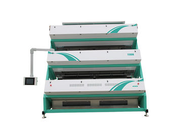China Optical sorter machine for sorting tea,tea grader machine by color and shape factory