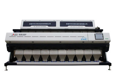 CCD rice color sorter china manufacturer,selectora de color sorting rice with large capacity and high accuracy