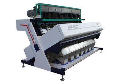 China lentil color sorter machinery has multi sorting function could sort various of beans factory