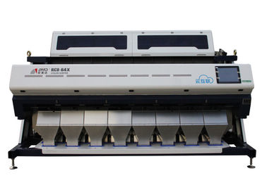 China optical sorting technology for Multi types Beans Color Sorter,Pulses Color Sorter factory