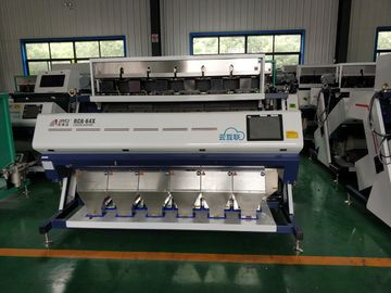 China Excellent performance China Peanut Color Sorting Machine,sorting machine in food industry factory