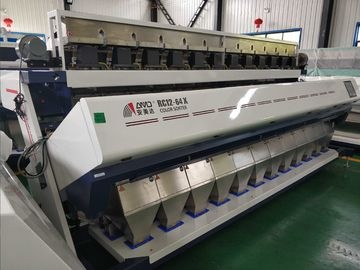 China advanced coffee bean color sorter factory