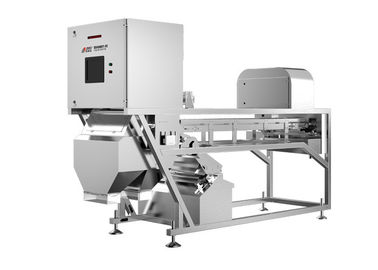 BS400CY,Optical sorter for frozen,fresh beans with water